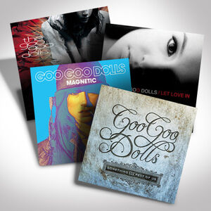 Goo Goo Dolls Vinyl Bundle