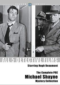 The Complete PRC Michael Shayne Mystery Collection