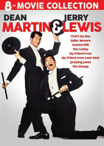 Dean Martin & Jerry Lewis: 8-Movie Collection