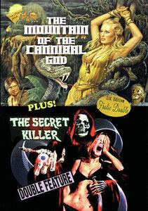 The Mountain Of The Cannibal God/ The Secret Killer
