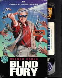 Blind Fury (Retro VHS Packaging)