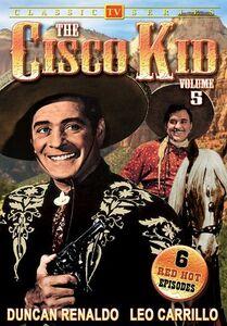 Cisco Kid Volume 5
