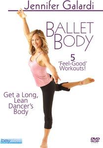 Jennifer Galardi: Ballet Body