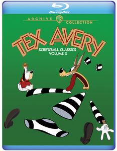 Tex Avery Screwball Classics, Volume 3