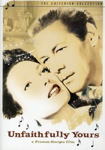 Criterion Collection: Unfaithfully Yours [1948] [B&W] [Full Frame][Special Edition]
