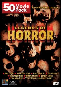 Legends Of Horror [50 Movie Pack]