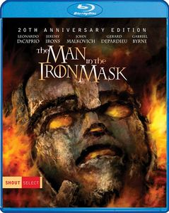 The Man in the Iron Mask (20th Anniversary Edition)