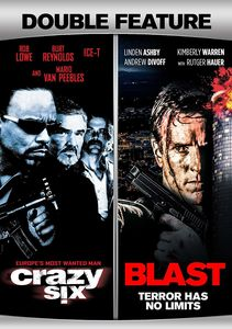 Crazy Six + Blast (action Double Feature)