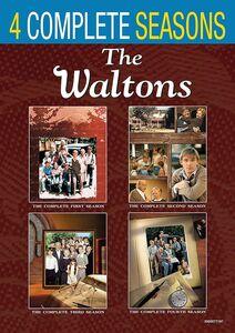 The Waltons: Seasons 1-4