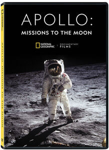 Apollo: Missions To The Moon (aka 50th Aniv Special And Moonshot)