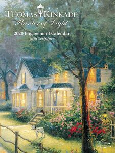 THOMAS KINKADE PAINTER OF LIGHT W SCRIPTURE 2020