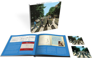 Abbey Road Anniversary (Box set 3CDs + BD)