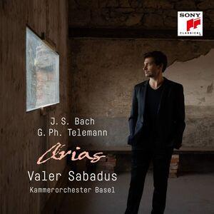 Bach & Telemann: Arias