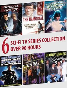 Sci-Fi Collection TV Series