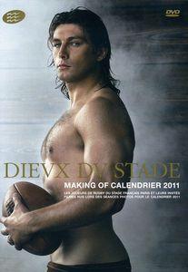 Dieux Du Stade: Making Of Calendrier 2011