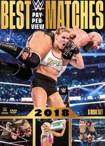 WWE: Best PPV Matches 2018