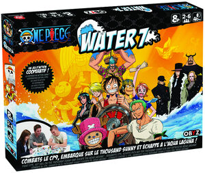 ONE PIECE - BOARD GAME - WATER 7 BATTLE