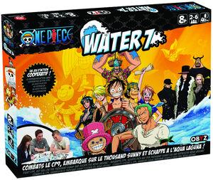 ONE PIECE - BOARD GAME - WATER 7 BATTLE