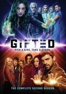 The Gifted: The Complete Season 2
