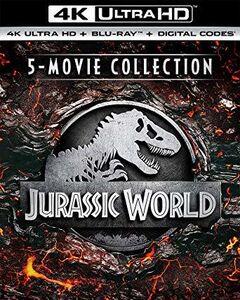 Jurassic World 5movie Collection