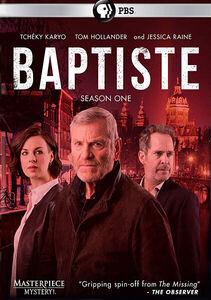 Baptiste: Season One (Masterpiece)