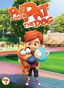 Pat The Dog/ Paf Le Chien: Season/ Season 1, VOL. 3