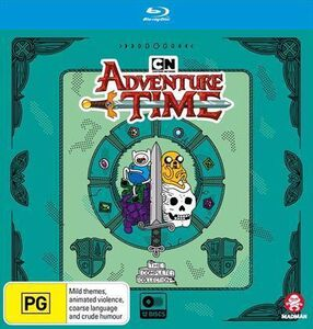 Adventure Time: The Complete Collection [Import]