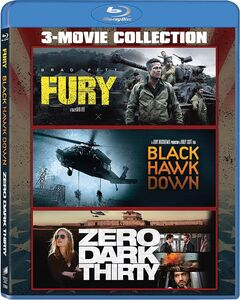 Black Hawk Down/ Fury/ Zero Dark Thirty