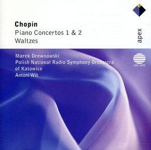 Piano Concertos Waltzes