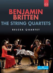 Belcea Quartet Plays Britten String Quartets