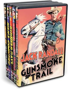 Jack Randall Westerns Collection