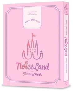 Twice 2nd Tour Twiceland Zone 2: Fantasy Park (Incl. 144pg Photobook +9 Photocards) [Import]
