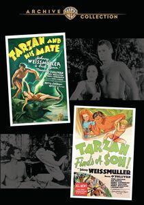 Tarzan and His Mate /  Tarzan Finds a Son!