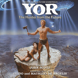 Yor, The Hunter From The Future: Original Motion Picture Soundtrack