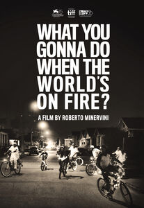 What You Gonna Do When The World's On Fire
