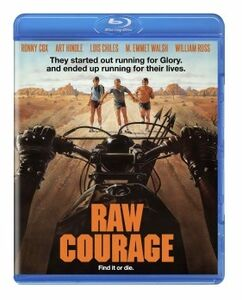 Raw Courage