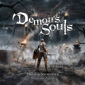 Demon's Souls Original Soundtrack (Collector's Edition) [Import]