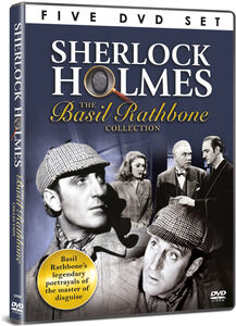 Sherlock Holmes: The Basil Rathbone Collection [Import]