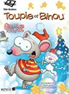 Pere Noel Toupie /  Santa Toopy