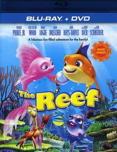 The Reef [Blu-Ray/ DVD Combo] [WS]