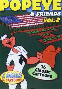 Popeye & Friends Volume 2