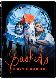 Baskets: The Complete Season Three
