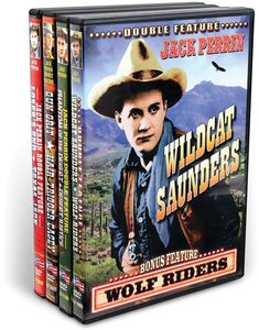 Jack Perrin Westerns Collection
