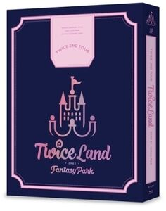 Twice 2nd Tour Twiceland Zone 2: Fantasy Park (Incl. 28pg Photobook,Photo Frame + Postcard) [Import]