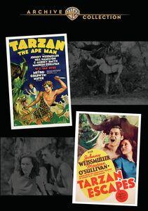 Tarzan The Ape Man /  Tarzan Escapes