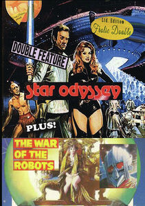 Star Odyssey/ The War Of The Robots