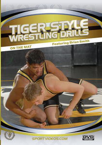 Tiger Style Wrestling Drills: On The Mat