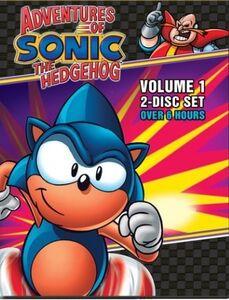 (Alt) Adv Sonic, Vol. 1