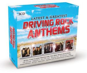 Driving Rock Anthems /  Various [Import]