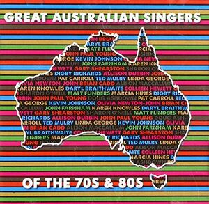 Great Australian Singers Of The 70s & 80s /  Various [Import]